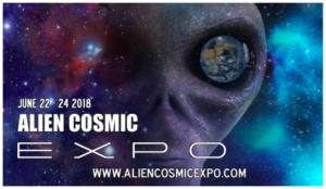 Alien Cosmic Expo - Toronto, Canada @ Toronto Airport Marriott Hotel