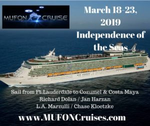 MUFON Cruise 2019