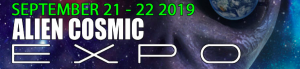 Toronto - Alien Cosmic Expo
