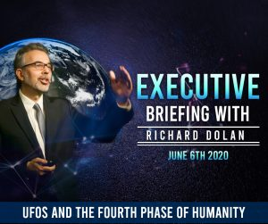 Live Web Event with Richard Dolan